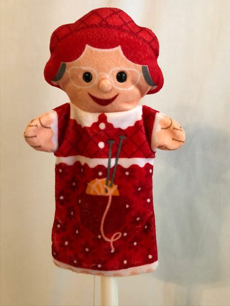 Grandmother Puppet