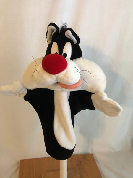 Sylvester the Cat Puppet