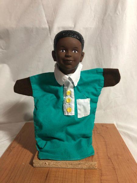Boy Puppet 1