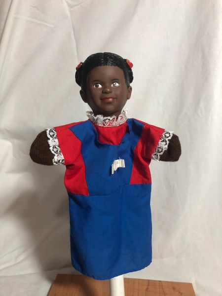 Girl Puppet 1