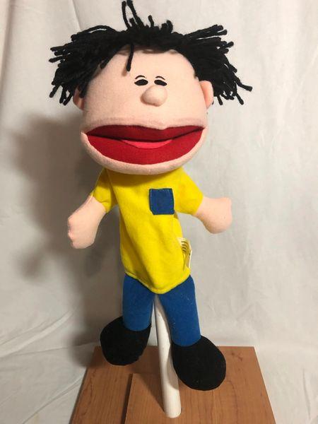 Boy Puppet 2