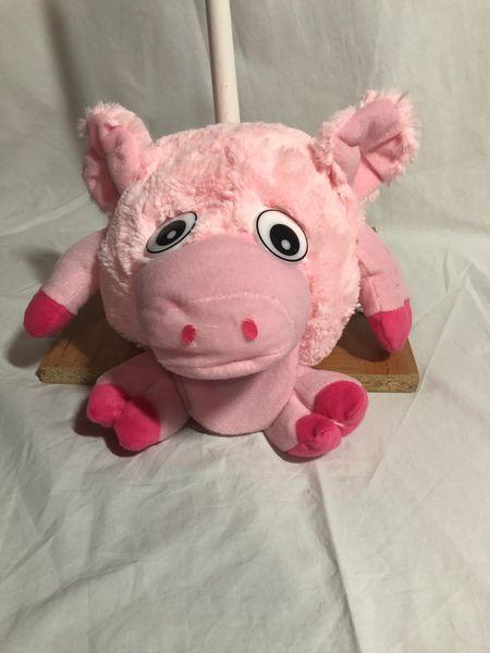 Pig Puppet 2