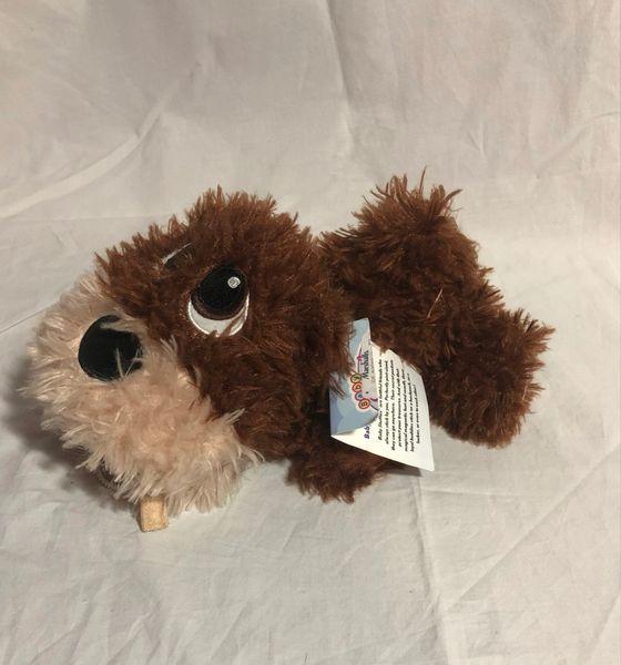 Mini Dog Stuffie