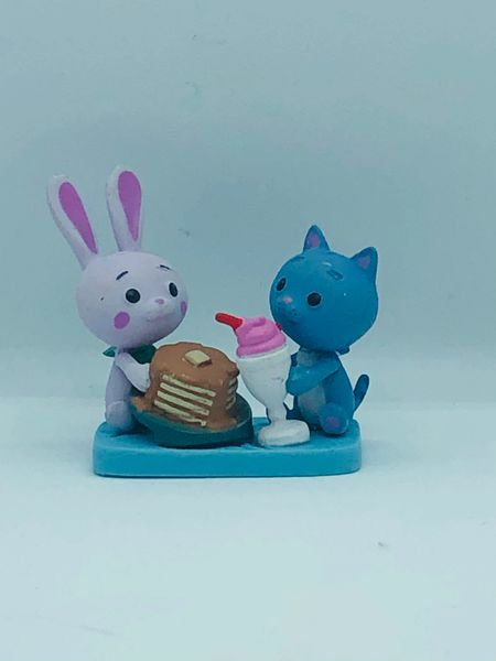 Bunny & Kitty