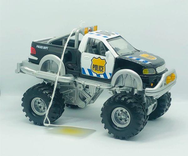 Monster Police Truck