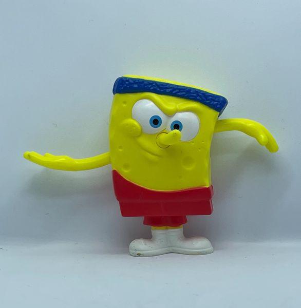Workout Sponge Bob