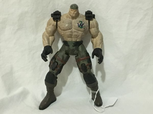 Wetworks Dozer Action Figure