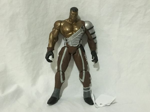 Wetworks Delta Commander Action Figure
