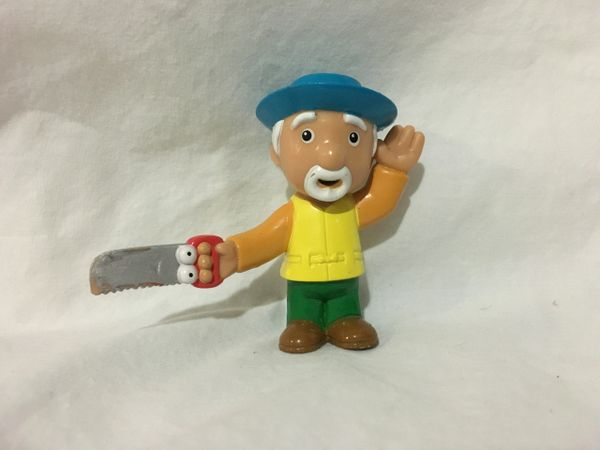 Abuelito from Handy Manny