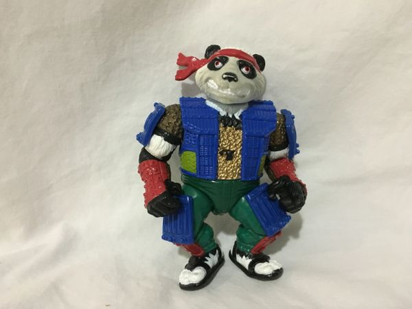 Panda Khan from TMNT