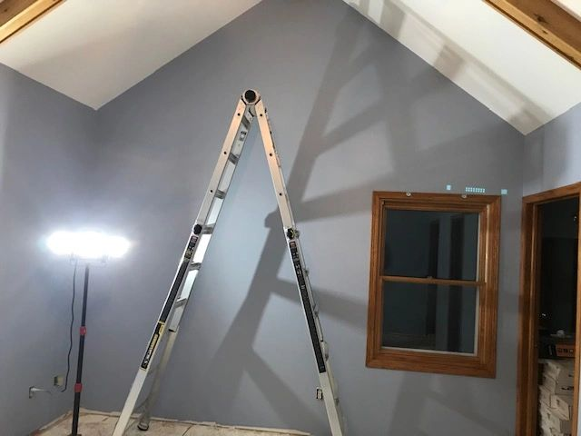 Interior painting walls ceilings paint colors home improvement home services painter service