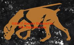 Boxer Tracking Decal - Choose Color