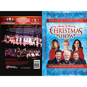 Andy Williams Christmas Show DVD