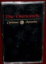 CASSETTE: Christmas Memories