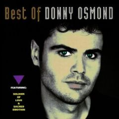 Donny Osmond: Best of Donny Osmond CD