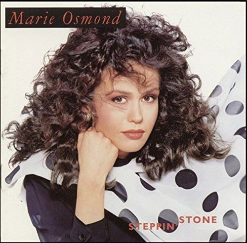 STEPPIN' STONE: Marie Osmond CD