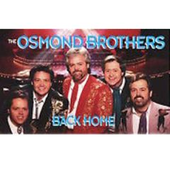 CASSETTE: Back Home - The Osmond Brothers