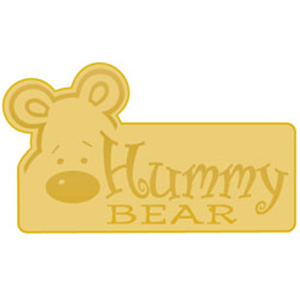 PIN: Hummy Bear Logo