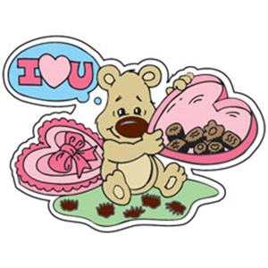 PIN: Hummy, Valentine
