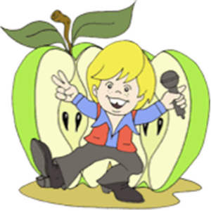 PIN: Jimmy Osmond Apple
