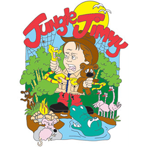 PIN: Jungle Jimmy