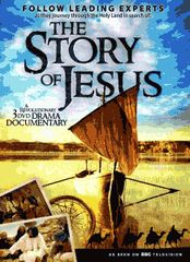 The Story Of Jesus (3-DVD)