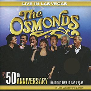 Live in Las Vegas PBS CD