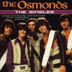 The Osmonds: The Singles (Import) CD