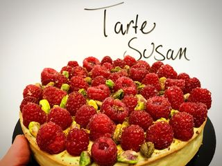 Tarte susan at lazy claire patisserie