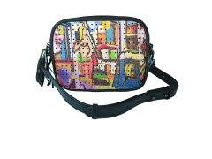 """Peeping Tom"" Cross-Body Bag"