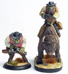 Cowboy Orc 6 - Steady Quinn - Foot & Mounted