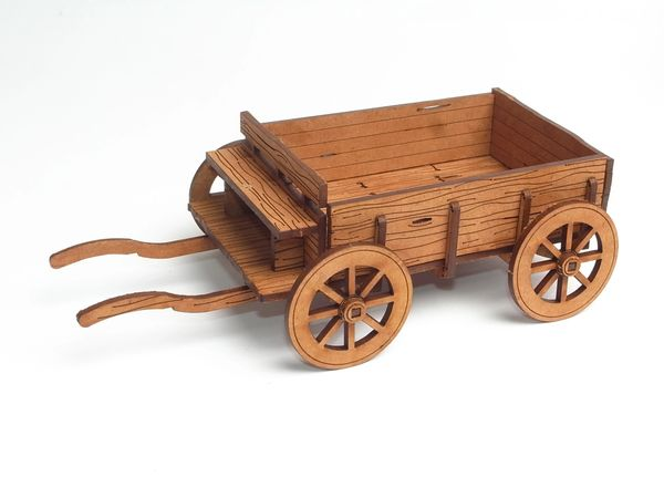 Cowboy Orc Wagon