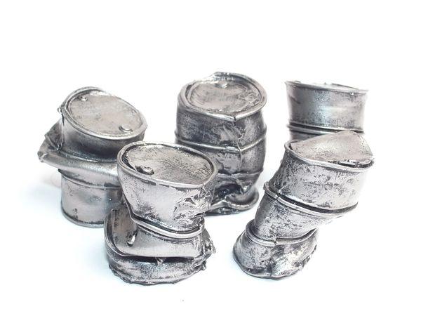 Crushed Barrel pack