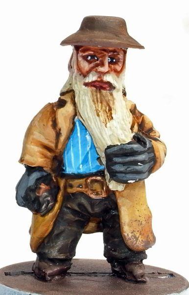 Dwarf Cowboy No. 1 - Thorin Stockburn