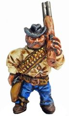 Dwarf Cowboy No. 4 - Gimli 'Bear' McCullough