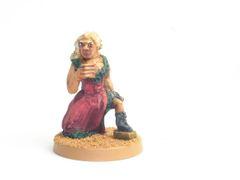 Dwarf Saloon Owner - LieLow Lill