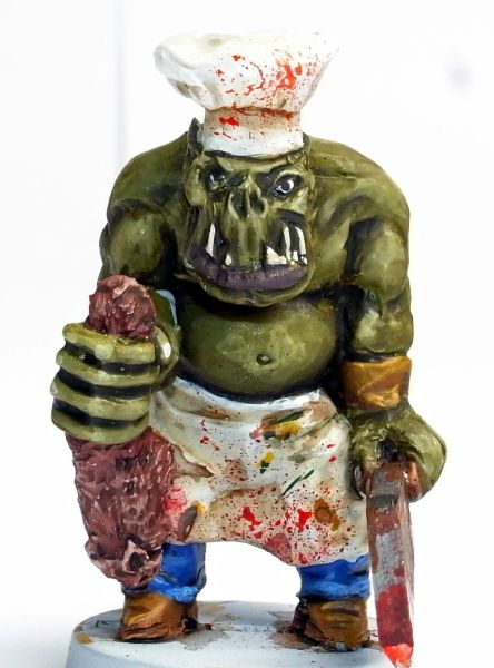 Orc Cook - Meat