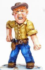 Human Cowboy - The Kid