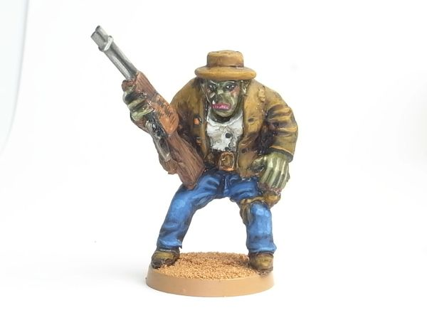 Orc Cowgirl - Annie Orcley