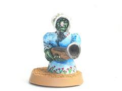 Goblin Shopkeeper - Ma Gwimm