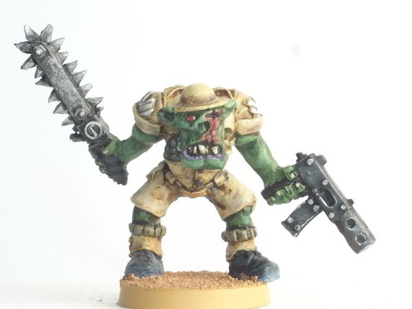 Desert Orc Sergeant