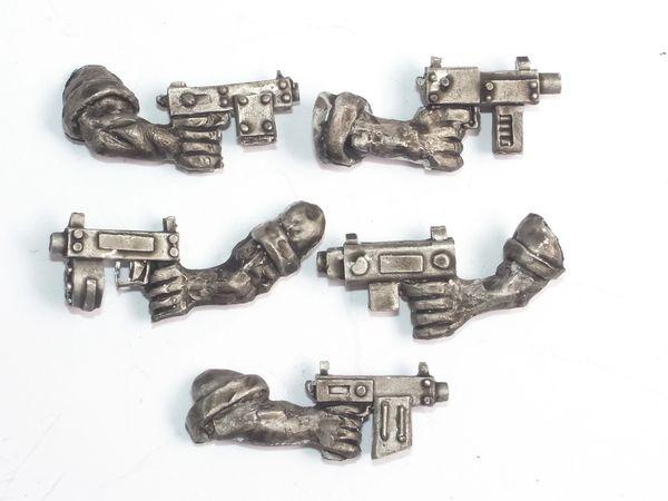 Desert Orc Pistol Arms