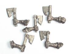 Desert Orc Axe Arms