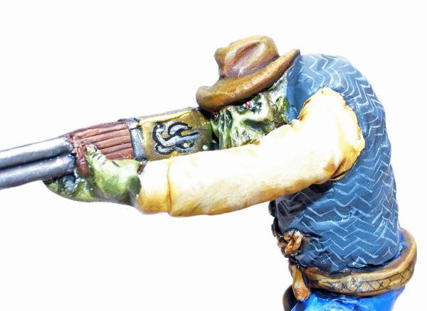 Cowboy Orc 4 - Francis Deadeye Poole