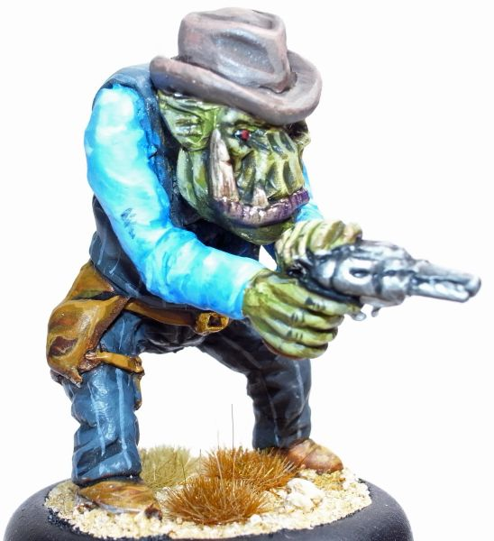 Cowboy Orc 7 - Sundance Squarepants Dawe