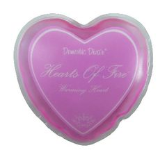 Hearts of Fire Warming Massager