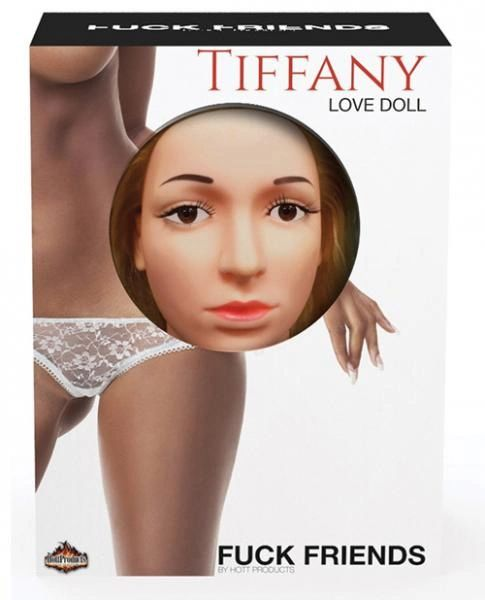 HP3146 Tiffany Love Doll Triple Entry