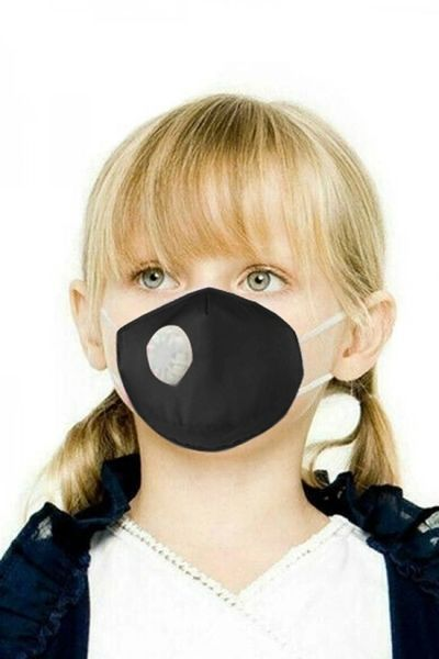 Z882 Navy Blue Child Breathable Face Mask