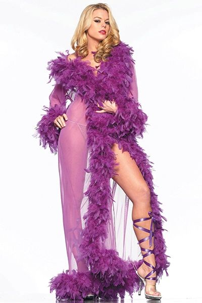 BW834 The Glamour Robe
