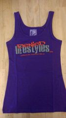 Woman's DL Tank Top